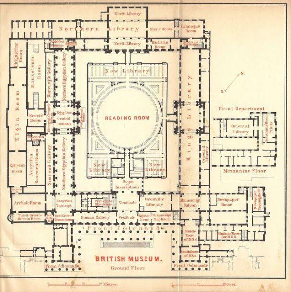 1894PlanBritish Museum