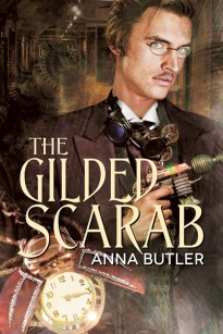 Gilded Scarab cover image