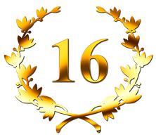 Number-16