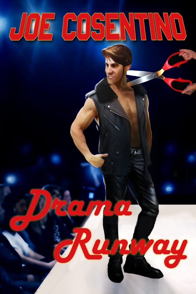 Cover for Drama Runway by Joe Cosentino